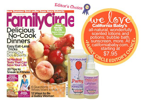 Featured Products: Party Bubble Bath and Overtired & Cranky Spritzer