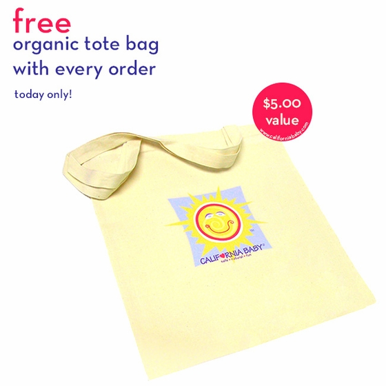 Free Shopper Bag with every online order