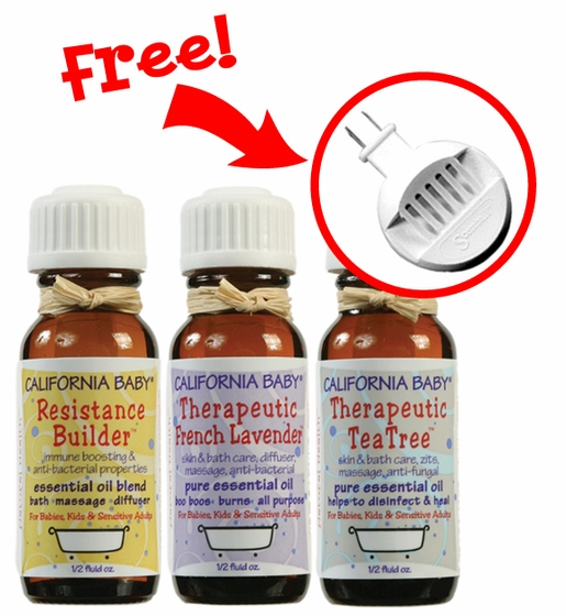 "Free Wall Diffuser with Essential Oils Purchase <font color=""red"">DISCONTINUED</font>"