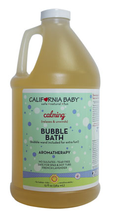 Half-Gallon Calming Bubble Bath