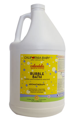 One Gallon Calendula Bubble Bath