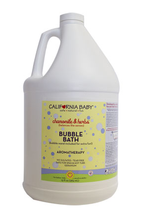 One-Gallon Chamomile & Herbs Bubble Bath