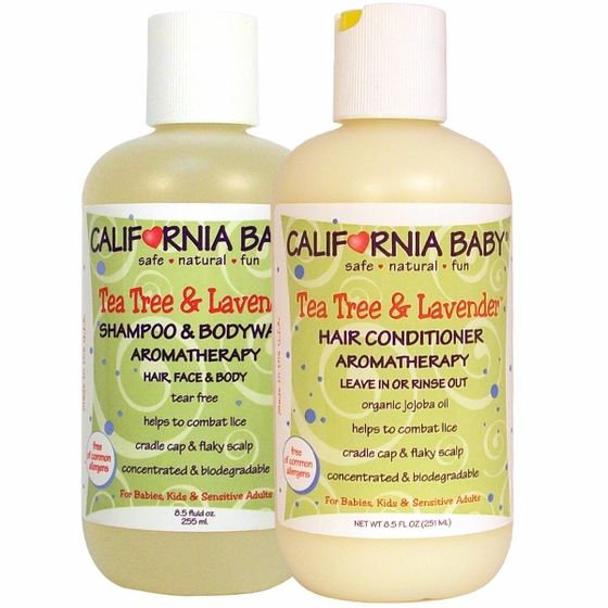 Tea Tree & Lavender Hair Care Kit