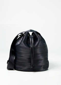 Berkeley Bucket Tote Black