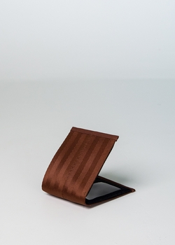 Boyfriend Wallet Chestnut