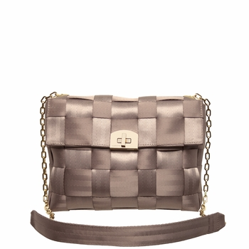 Chelsea Tote Taupe-SOLD OUT