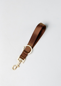Click-n-Go Wristlet Chestnut-Out of Stock