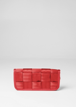 Clutch Wallet Red