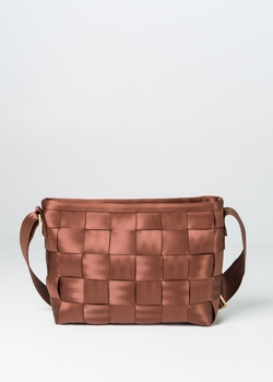 Convertible Tote Chestnut