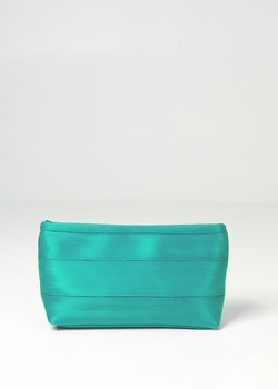 Large Make-up Case Emerald