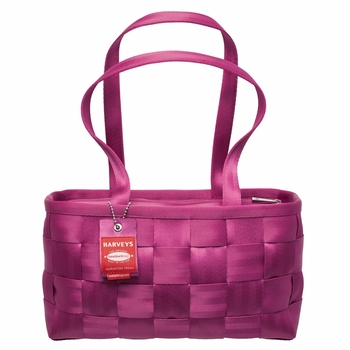 Large Satchel Magenta