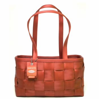 Large Satchel Red