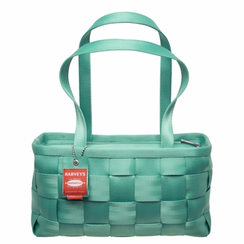 Large Satchel Turquoise-SOLD OUT