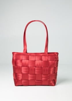 Large Tote Red