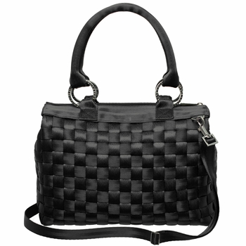Madison Satchel Black