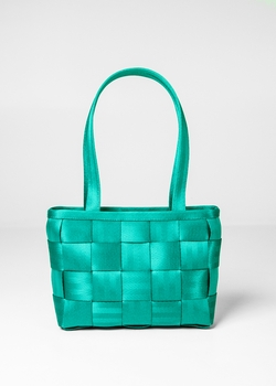Medium Tote Emerald