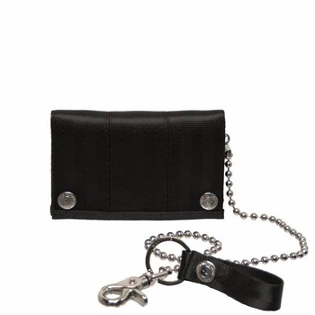Men's Trucker Wallet Black
