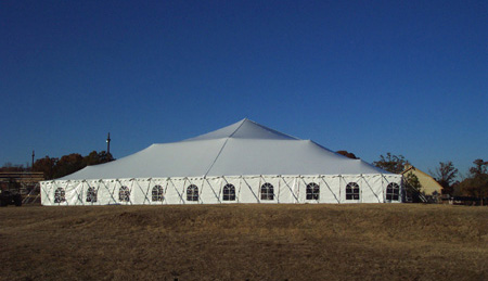 100 Foot Premier Party Canopy Tent Mid Section