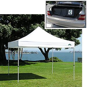 Caravan Traveler 10 X 10 Canopy Package Deal 4 Sidewalls