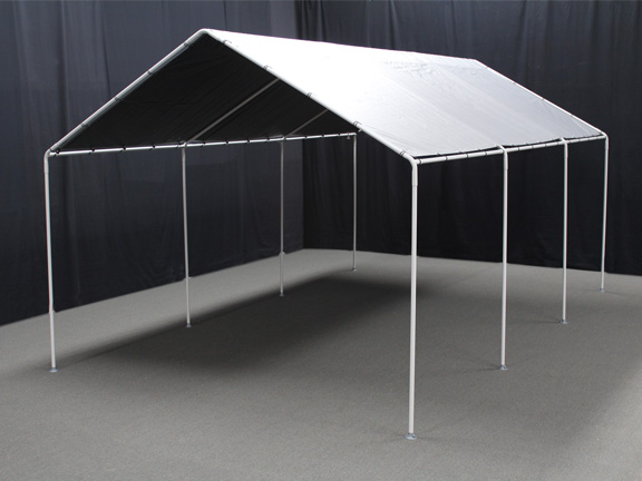 King Canopy II - 12 X 20 Portable Garage Shelter Canopy