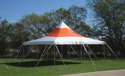Mystique 20 X 30 High Peak Tension Tent
