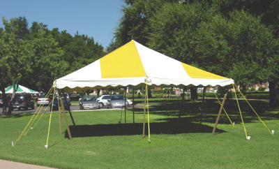 Premier 20 X 30 Ultimate Party Tent Pole Tent