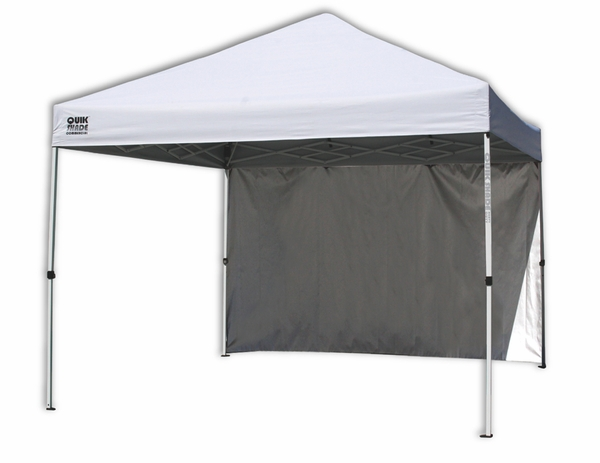 Quik Shade 10x10 Canopy Wall Panel For Straight Legs