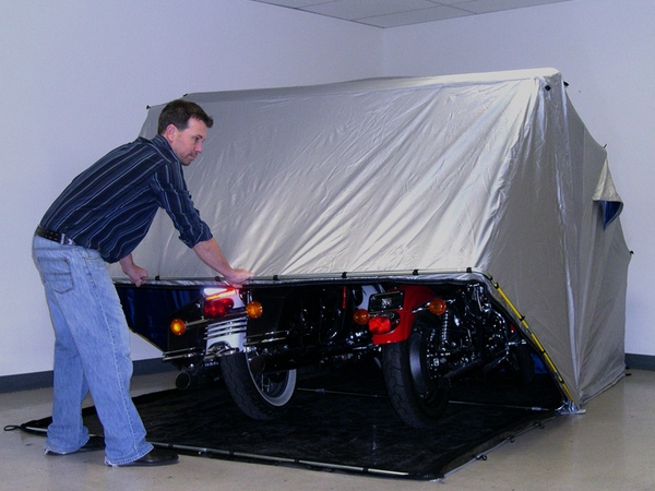 Motorcycle & Atv Shelters - Free Shipping