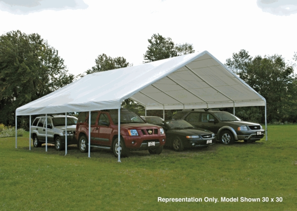 Shelterlogic 30 X 40 Ultra Max Industrial Frame Canopy