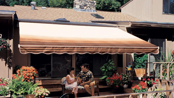 Window Awnings, Door Canopies, and Commercial Awnings