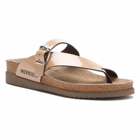 Helen Light Taupe Patent