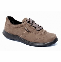 NEW!!! Laser Taupe Nubuck