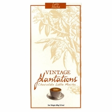 Vintage Plantations Chocolate Latte Mocha 100g/3.5oz (15 Pack)