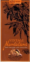Vintage Plantations Chocolate Bars - �Vintage� Series - 100g / 3.5oz