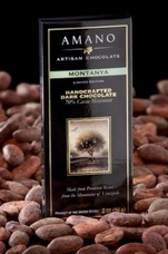 Amano Montanya 70% Cocoa, Dark Chocolate Bar, Limited Edition, 2oz / 56g (Single)
