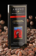 Amano Ocumare 70% Cocoa, Dark Chocolate Bar, 2oz / 56g (Single)