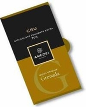 Amedei Chocolate Bars - Cru Single Origin - 70% Cocoa - 1.75oz / 50g