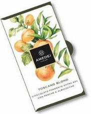 Amedei Toscano Blond Chocolate Bar, 63% Cocoa, 50g/1.75oz (12 Pack)