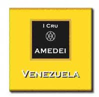 Amedei Venezuela 70% Dark Squares, Napolitains, 24 Pc. Bag (Single)