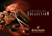 "Belcolade Belgian Chocolate - Single Origin ""Papua New Guinea"" Dark Bitter-Sweet Chocolate Discs, ""Noir Collection"", 64.5% Cocoa (Repackaged 1lb)"
