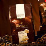 "Belcolade Belgian Chocolate - White Chocolate Discs, ""Blanc Selection"", 28.0% Cocoa, Repackaged, 1 Pound"