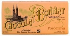 Bonnat Porcelana Chocolate Bars - 100g / 3.5oz