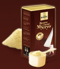 """Cacao Barry - """"Mycryo Cocoa Butter Powder"""", 550g/1.21lbs."""