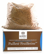 Cacao Barry Pailletes Feuilletine / Wafer Crunch (5.5 lb)
