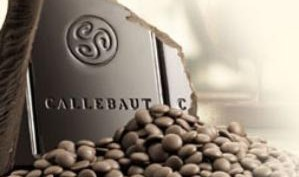 "Callebaut Belgian Chocolate, Dark Chocolate Bitter - Sweet ""Chips"", Chocolate Chips, 53.8%Cocoa, natural vanilla, 2lb Repackaged"