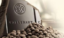 "Callebaut Belgian Chocolate, Dark Chocolate Bitter - Sweet ""Chips"", Chocolate Chips, 60.3% Cocoa, natural vanilla, 2lb Repackaged"