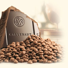 Callebaut Belgian Chocolate, Milk Chocolate Callets , Chocolate Chips, 33.6% Cocoa, 2lbs Repackaged