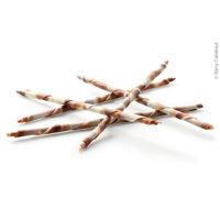 Callebaut White / Dark Chocolate Pencils - 27% Cacao - 2 lb box