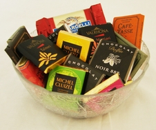 Chocolate Gift Squares