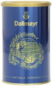 Dallmayr- Antigua Tarrazu Blue Tin, 8.8oz/250g (Single)